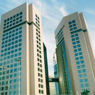 Zadco - Gasco New Headquarter Complex - Abu Dhabi cephe kaplama projesi