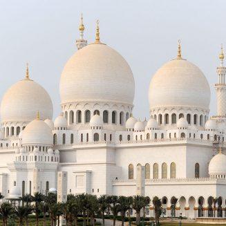Sheikh Zayed Grand Mosque - Abu Dhabi cephe kaplama projesi