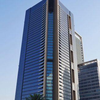 Sky Gardens Tower - Dubai cephe kaplama projesi