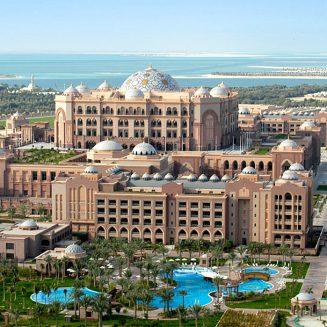 The Conference Palace Hotel - Abu Dhabi cephe kaplama projesi