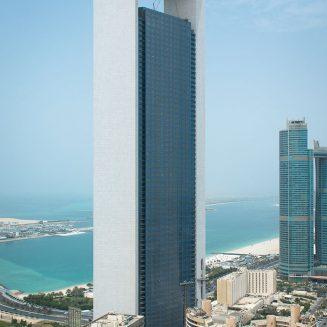 New Adnoc Headquarters - Abu Dhabi cephe kaplama projesi