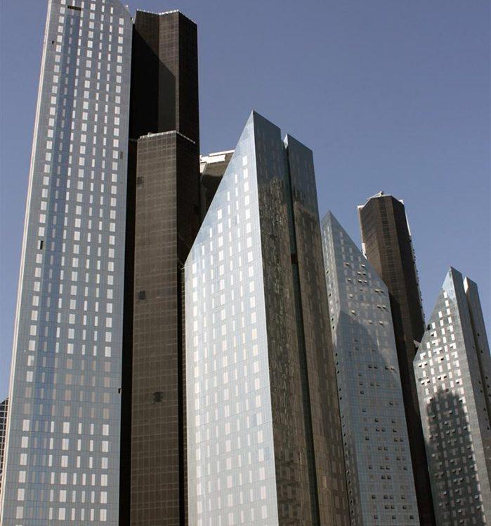 Central Park CP-08 - Dubai cephe kaplama projesi