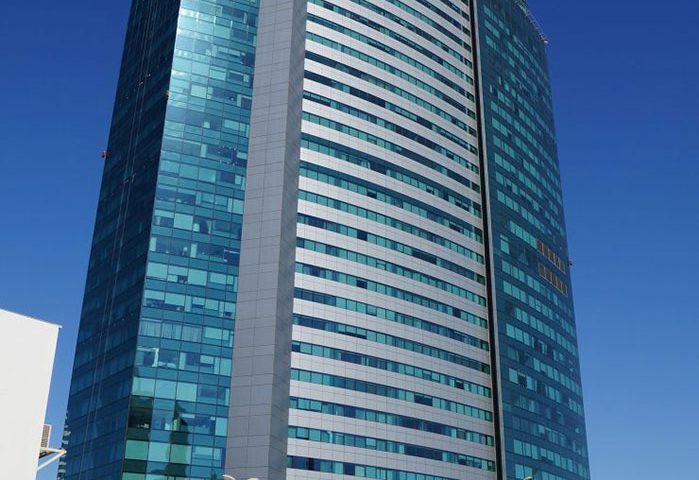 World Trade Center Residence - Dubai cephe kaplama projesi